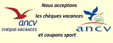 Chèque-vacances et Coupon-sport ANCV